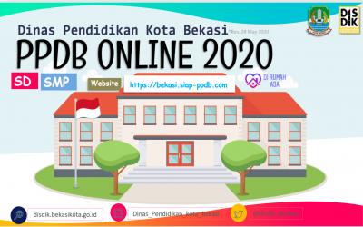 Dinas Pendidikan Rilis Perwal dan Kepwal PPDB SDN Dan SMPN Tahun 2020/2021